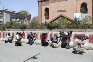 Afghan Media Outlets Protest Curtailed Access to Information