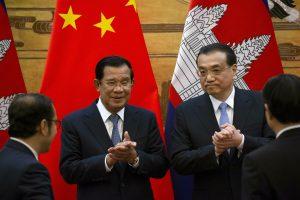 China and Cambodia: Love in the Time of Coronavirus