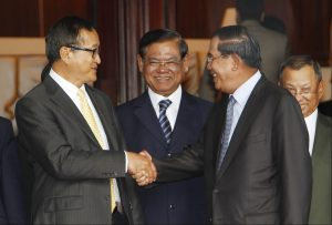 Sam Rainsy: Cambodia's Ruling Party Is More Divided Than the Public Knows