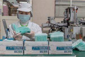 Taiwan Will Donate 10 Million Masks in Bid to Aid Global Coronavirus Response