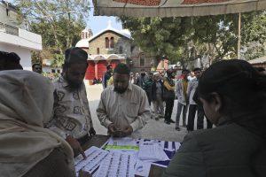 New Delhi Votes With Modi's Popularity On the Line