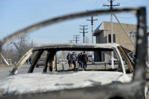 Violence in Kazakhstan Turns Deadly for Dungans