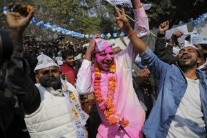 Modi's Party Faces Stunning Defeat in New Delhi Elections