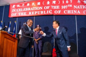 Report: Beijing Ups Pressure on Taipei's Sole Remaining African Diplomatic Partner