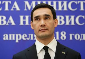 Turkmenistan President's Son Appointed Minister