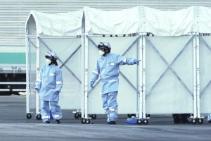 Coronavirus: Japan Sends Final Evacuation Flight