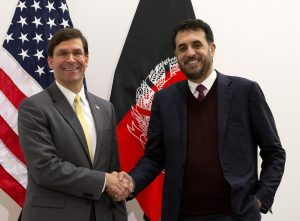 US Defense Secretary Says Taliban Deal Is Promising But Not Without Risk