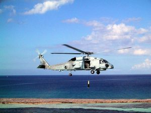 Ahead of Trump Visit: India Clears Procurement of 24 MH-60R Seahawk Helicopters