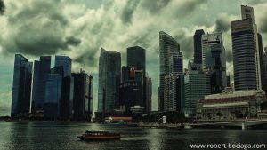 Coronavirus: Black Clouds Over Singapore