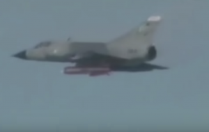 Pakistan Test Launches Ra'ad II Nuclear-Capable Air-Launched Cruise Missile