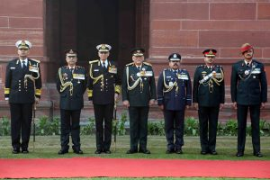 Anit Mukherjee on India's Chief of Defense Staff and Civil-Military Relations