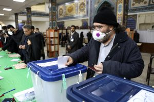Iranians Vote in Parliamentary Elections That Favor Conservatives