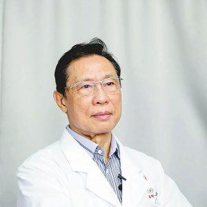 COVID-19: Dr. Zhong Nanshan Is In