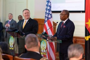 Pompeo's Africa Trip Reinforces Message of Competition With China