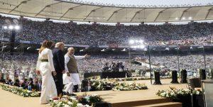 Trump's 'Namaste Trump' Speech in India: First Takeaways