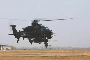 Pakistan Reconsiders Chinese Z-10 Attack Helicopters