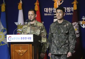 South Korea, US Postpone Annual Military Drills Due to Virus
