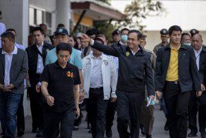 Thai Prime Minister and Colleagues Survive Censure Vote