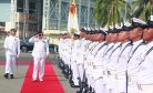 Pakistan-Brunei Military Relations in Focus with Navy Chief Introductory Visit