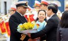 UK Navy Vessel Vietnam Visit Highlights Defense Cooperation