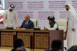 US, Taliban Sign Historic Deal to Begin Drawdown of American Troops