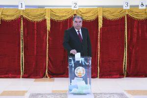 Tajik 'Election' Delivers Expected Result