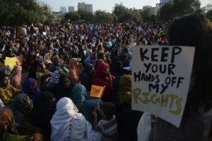 Once Again, Pakistan's Women's March Is Targeted With a Vicious Smear Campaign