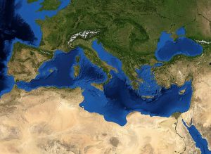 China and the Mediterranean: Geostrategic Context and Contest