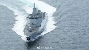 China's Military Advancements in the 2010s: Naval and Strike