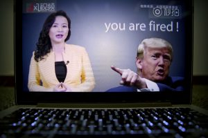 China: US Reporter Cap Part of Cold War Mentality