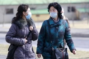 North Korea's Swagger May Conceal Brewing Coronavirus Disaster