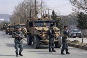 Afghan Officials: Gunmen Kill 32 at Largely Shiite Gathering in Kabul