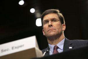 US Defense Secretary Says New Virus Won't Prevent Military Operations