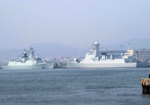 China Declares Latest Type 052D Destroyer and Type 054A Frigate 'Combat Ready'