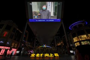 As Xi Heads to Wuhan, China Ramps up Propaganda in Virus 'War'