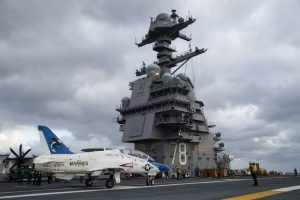 US Navy May Not Buy More Ford-Class Aircraft Carriers