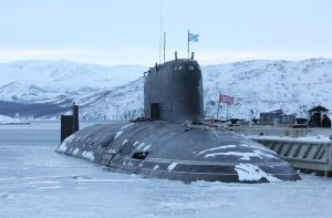 Russia to Test Fire Tsirkon Hypersonic Missile From Yasen-Class Submarine