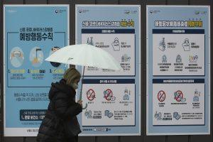 South Korea: The Politics of COVID-19