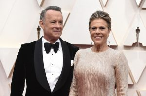 Tom Hanks, Rita Wilson in Australian Hospital With COVID-19