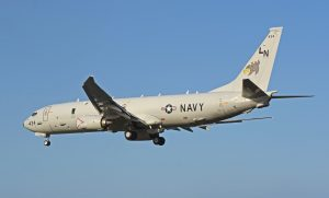 US Surveillance Aircraft Participate in Australian Fleet Certification Period Tasks