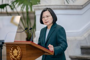 China Takes Aim at Calls for Taiwanese Membership of WHO in India