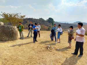 Cooperating to Save Laos' Plain of Jars