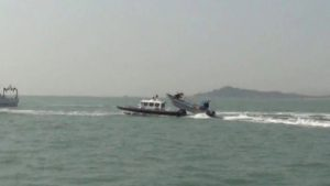 Taiwan Coast Guard Reports Chinese Speed Boat Harassment Near Kinmen