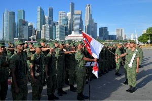 How Singapore's Military Is Fighting COVID-19