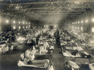 Remembering the 'Spanish Flu' in Asia