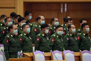 Amid Coronavirus Pandemic, Myanmar's Armed Forces Soldier on
