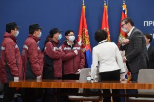 How a Pandemic Drew China and Serbia Closer