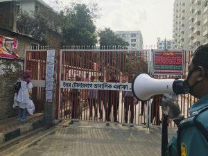 Soldiers Enforce 10-Day Shutdown in Bangladesh to Slow Virus