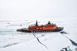 China, Russia, and Arctic Geopolitics