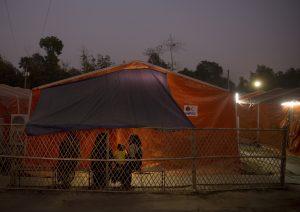 Coronavirus and Rohingya Refugee Camps